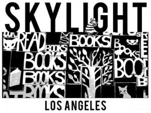 An Hour at SkylightBooks.