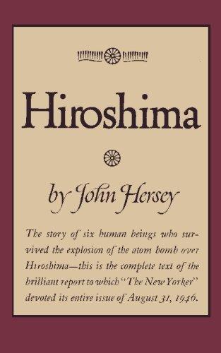 John Hersey, Hiroshima