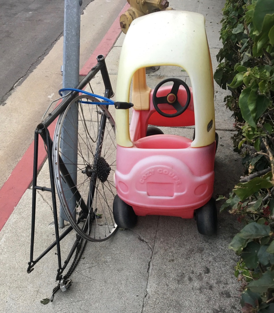 Still Life with PedalCar